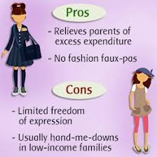 the best school uniforms debate ideas school school uniform pros and cons