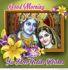 View 29 Radha Krishna Good Morning Images