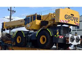 Grove Rt760 Load Chart 2010 Grove Rt760e Rough Terrain Crane