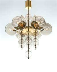 blown glass chandeliers pair of brass and glass chandeliers with hand blown chandelier designs 9 blown glass chandeliers