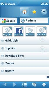 Browser Themes Great Themes For Ucbrowser 7 6 And 7 7 Gabze