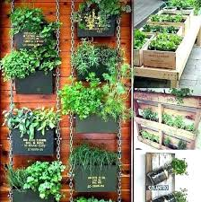 outdoor herb garden kit. Interesting Kit Home Herb Garden If Your Outdoor Space Is Limited Make A Vertical From Kit  Kitchen Wall  On Outdoor Herb Garden Kit E