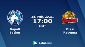 Napoli Basket Orasi Ravenna Live Ticker und Live Stream - SofaScore