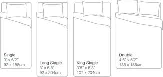 standard bed sizes chart. Standard Bed Sizes Mattress Size Chart Sheet In Inches E