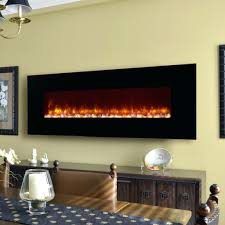 large image for led electric fireplace suites fireplaces wall mount with classic cabinet and dining room