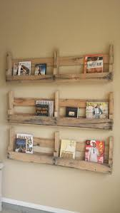 Contemporary Diy Pallet Wall Shelf Wooden Pallet Furniture Wall Shelves Made  From Pallets