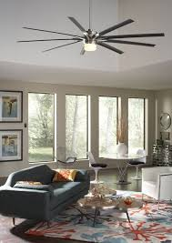 Living Room Ceiling Fan Ideas