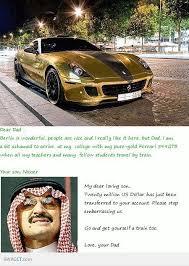 Rich Arab Father | SWAGCT via Relatably.com