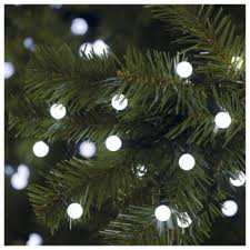 20White Berry Christmas Tree Lights