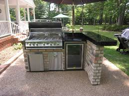 Outdoor Kitchens Jacksonville Outdoor Kitchens Things Considered To Build Naindien