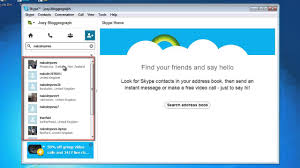 making skype account how to send skype friend request youtube