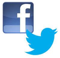 facebook and twitter logo jpg. To Facebook And Twitter Logo Jpg