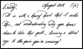 Meghan Markles Handwritten Letter Asks Thomas Let Us Live