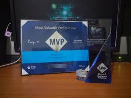 Microsoft Mvp Certification My Microsoft Mvp Award Gift Package Is Here Blog Novalistic