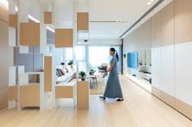 Japanese Minimalist Room Design Minimalist Japanese Design Finds A Home In High End Hong