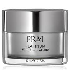 Укрепляющий лифтинг-<b>крем для лица</b> PRAI PLATINUM Firm & Lift ...