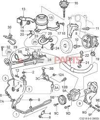 Saab 9 5 engine diagram awesome saab sealing ring genuine saab parts from esaabparts