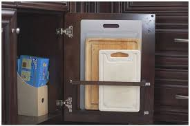 cutting kitchen cabinets. Diy Vertical Behind The Cabinet Door Cutting Board Holder, How To, Kitchen Cabinets, Cabinets G