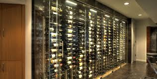 Wine room lighting Ceiling Led Source Led Lighting Wine Cellar Provides Ambient Lighting For Entertaining