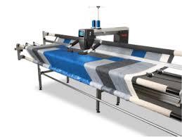 Coming Soon…the BERNINA Longarm Quilting Machines!   The Aurora ... & ... Longarm Quilting machines! Q24 Photo courtesy of BERNINA Adamdwight.com