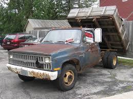 1981 Chevrolet C30 Custom Deluxe dump truck | OK...this one … | Flickr
