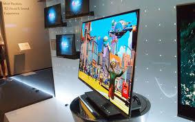 lg tv oled 55. lg oled tv 55 inci meriah penghargaan sebagai best of show yang diselenggarakan oleh cnet dalam ajang consumer electronics 2012. lg tv oled