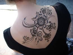 сколько держится татуировка хной Tatufotocom