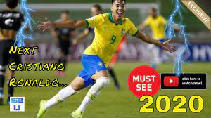 Kaio Jorge 2020 ○ The Future of Brazil