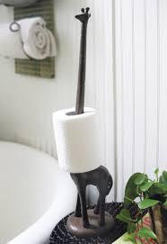 Toilet paper holder ideas Recessed Toilet Interior Design Ideas 40 Cool Unique Toilet Paper Holders