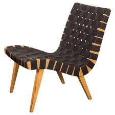 jens risom lounge chair for knoll for sale at stdibs