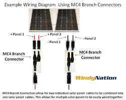 wiring solar panels in parallel diagram solidfonts solar installation guide