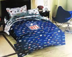 nfl bed sheets