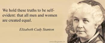 Elizabeth Cady Stanton Quotes Fascinating Cady Stanton Quotes Quotes