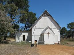 we stumble into a part of the history of ldquo the stolen generation mugumber church inside the church