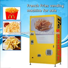 Hot Food Vending Machines For Sale Stunning Hot Sale French Fries Vending Machine Hot Food Vending Machine Buy