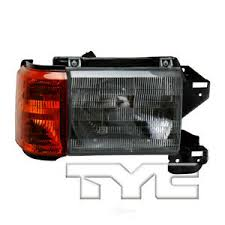 Details About Headlight Right Tyc 20 1570 00