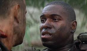 """Great Character Moments: Benjamin """"Bubba"""" Buford Blue from Forrest ..."""