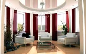 Maroon Curtains For Living Room Interior Victorian Bedroom With Damask Deep Ceiling Design Also