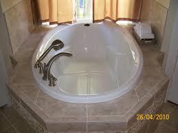 roman soaking tub. Fine Roman Scenic White Porcelain Oval Soaker Tub Added Chrome Shower Tubs As Well  Brown Curtain Windows Treatment In Midcentury Bathroom Ideas Inside Roman Soaking