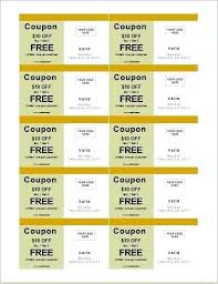 Microsoft Word Coupon Template Pin By On Daily Templates Coupon