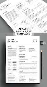 The Best Resume Template Best Resume Templates For Resume Template