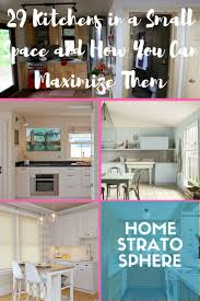 Kitchen Small Space Top 88 Ideas About Small Kitchen Ideas On Pinterest Islands