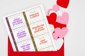 printable love best diy birthday gifts for husband that has everything todaywedate