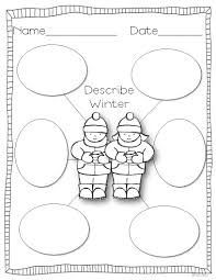 Kindergarten Writing Ideas For Winter