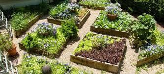 some practical small kitchen garden design ideas