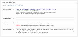 How To Write Better Titles And Taglines For Wordpress Wpexplorer