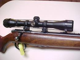 simmons 22 mag. 511 .22 lr w/simmons 44 mag 4x scopenice simmons 22