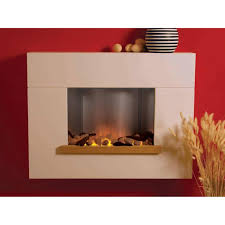 flamerite akaroa wall hung electric fire suite from worlds