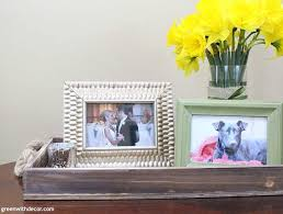 3 simple ways to decorate with a tray love this wood rustic tray with the