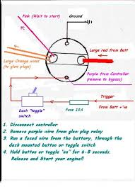 glow plug relay wiring diagram glow image wiring 7 3 glow plug relay wiring diagram the wiring on glow plug relay wiring diagram